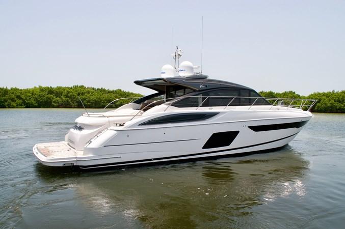 Profile 2016 PRINCESS YACHTS V58 Cruiser 2620627