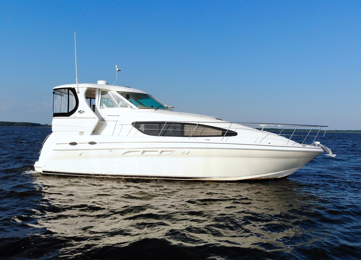 2004 Sea Ray 390 Motor Yacht - 39 SEA RAY For Sale