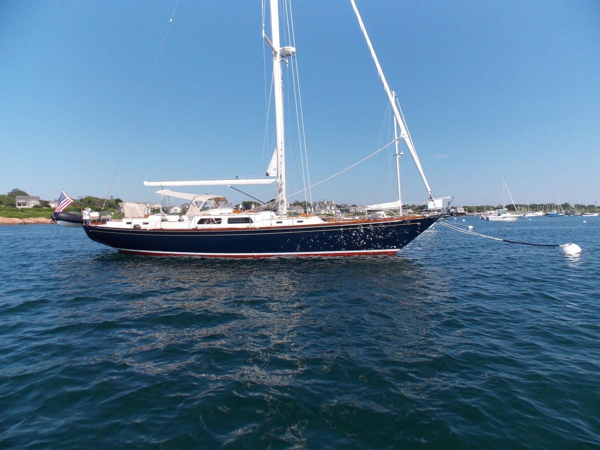 1985 HINCKLEY Sou'Wester 59 Classic Yacht 2621823