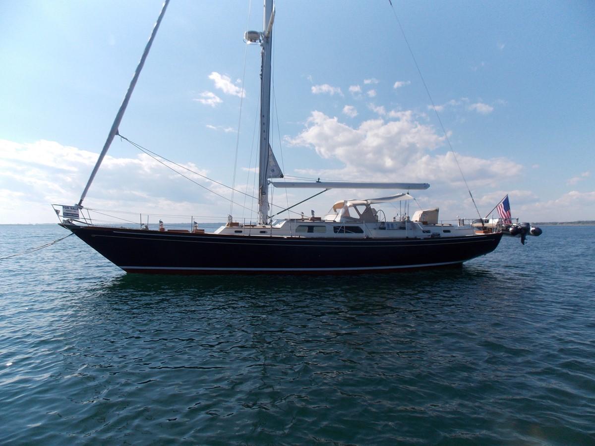 1985 HINCKLEY Sou'Wester 59 Classic Yacht 2621825