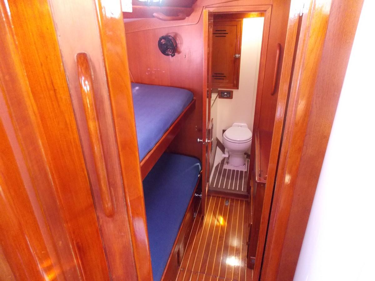 1985 HINCKLEY Sou'Wester 59 Classic Yacht 2621831