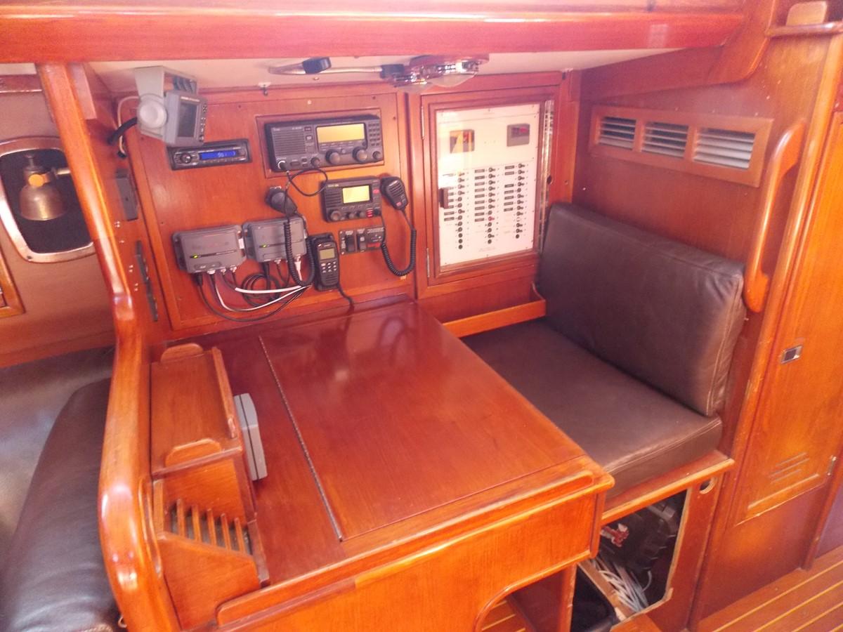 1985 HINCKLEY Sou'Wester 59 Classic Yacht 2621832