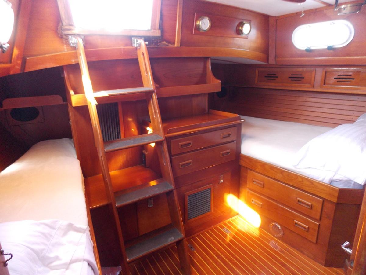 1985 HINCKLEY Sou'Wester 59 Classic Yacht 2621834