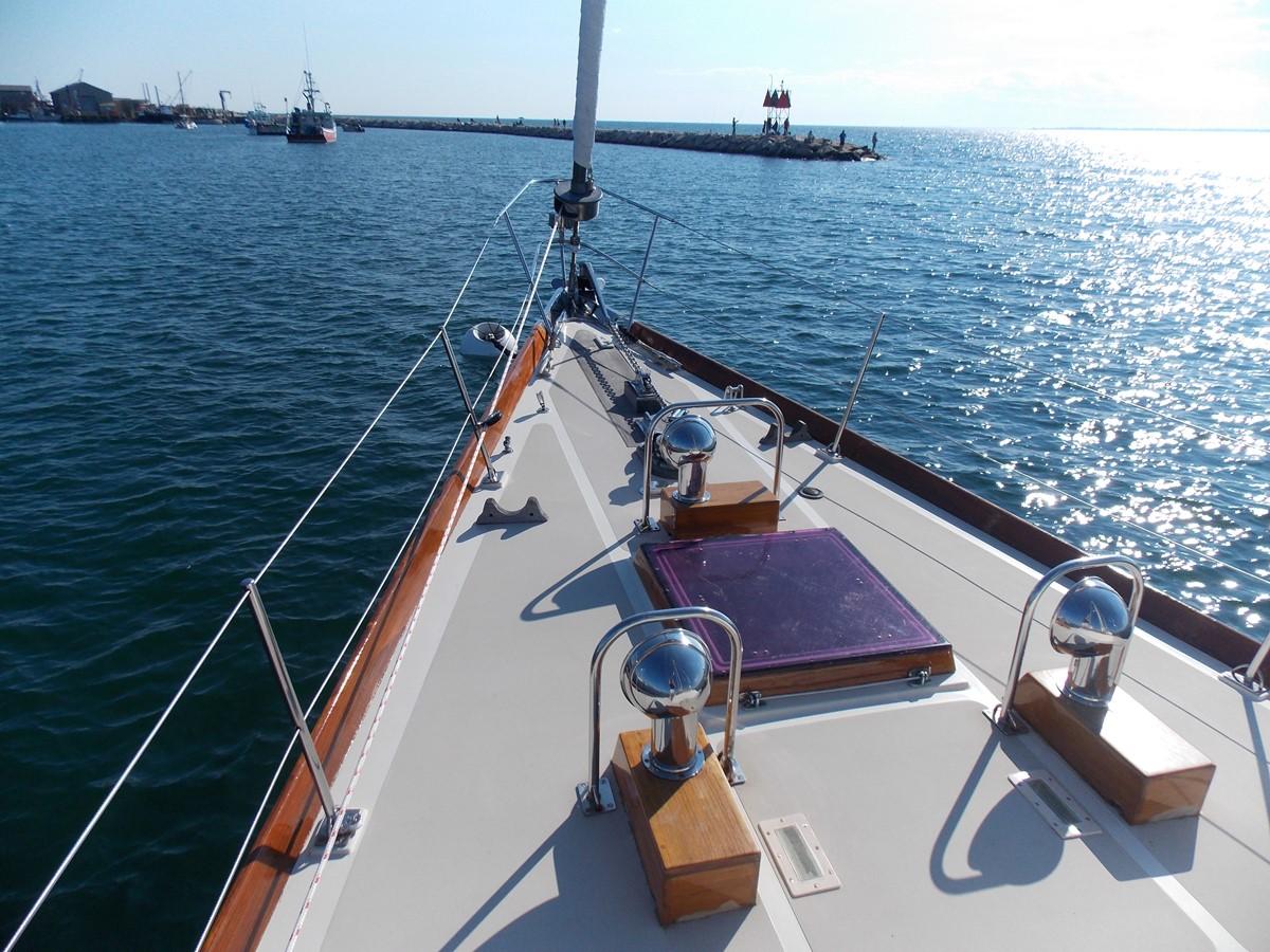 1985 HINCKLEY Sou'Wester 59 Classic Yacht 2621838