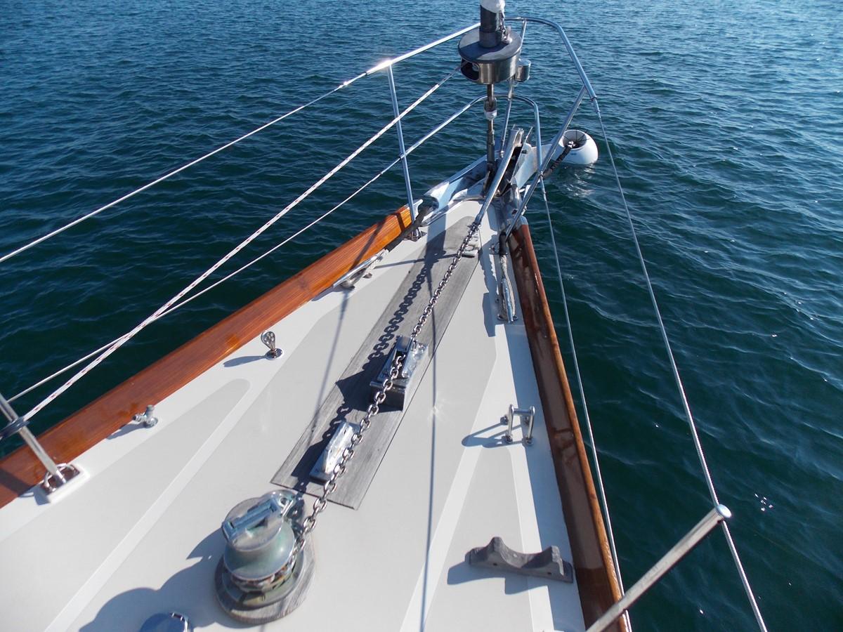 1985 HINCKLEY Sou'Wester 59 Classic Yacht 2621839