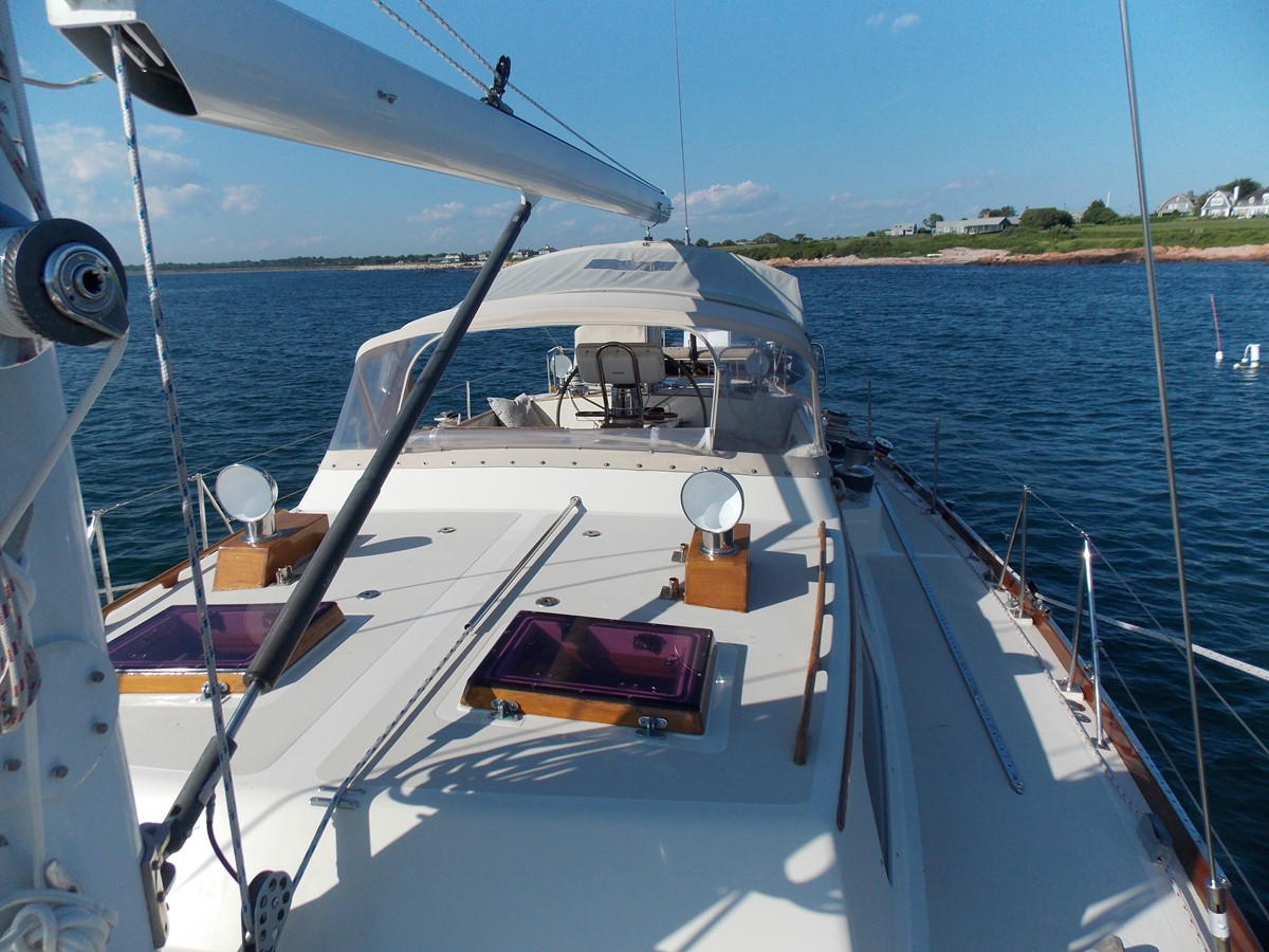 1985 HINCKLEY Sou'Wester 59 Classic Yacht 2621841