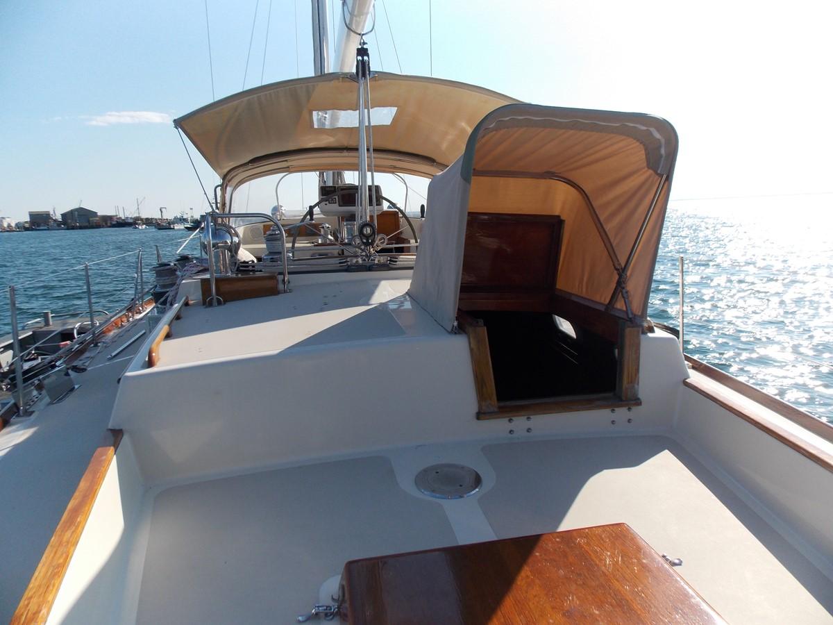1985 HINCKLEY Sou'Wester 59 Classic Yacht 2621844