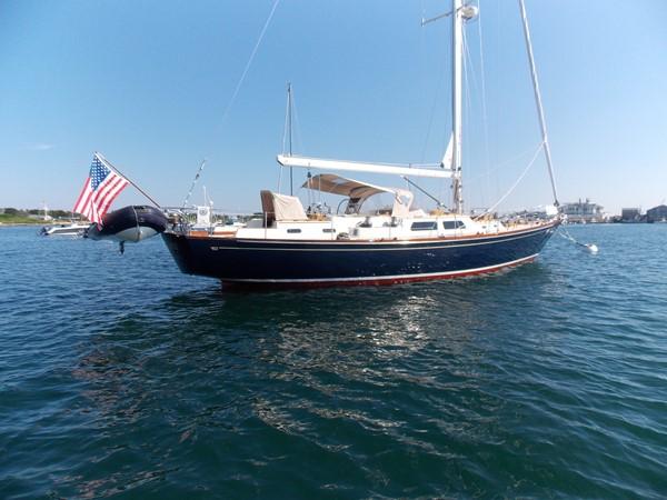 1985 HINCKLEY Sou'Wester 59 Classic Yacht 2621821