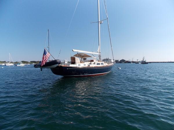 1985 HINCKLEY Sou'Wester 59 Classic Yacht 2621822