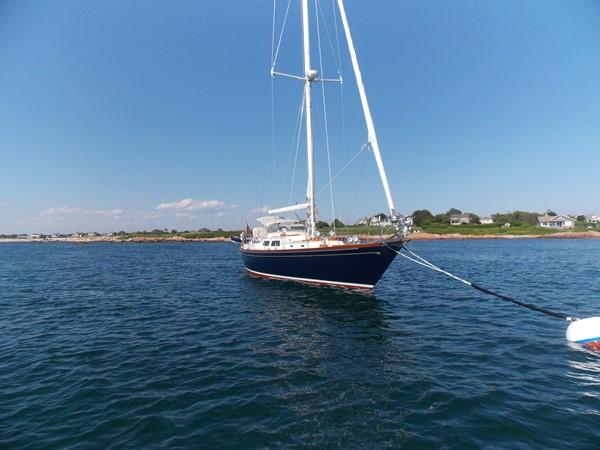 1985 HINCKLEY Sou'Wester 59 Classic Yacht 2621824