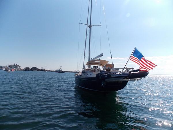 1985 HINCKLEY Sou'Wester 59 Classic Yacht 2621826