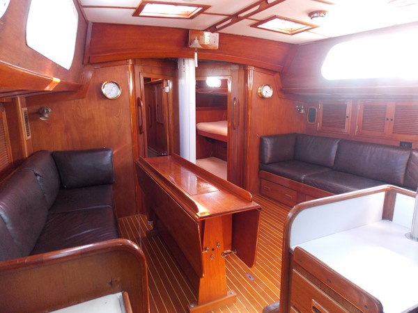 1985 HINCKLEY Sou'Wester 59 Classic Yacht 2621833