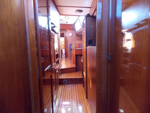 1985 HINCKLEY Sou'Wester 59 Classic Yacht 2621835