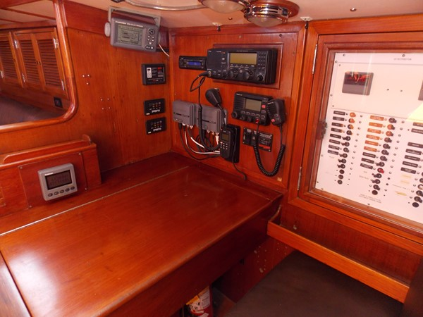 1985 HINCKLEY Sou'Wester 59 Classic Yacht 2621836