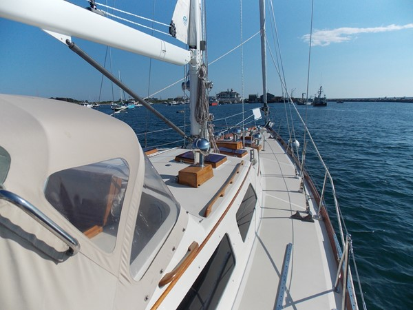 1985 HINCKLEY Sou'Wester 59 Classic Yacht 2621837