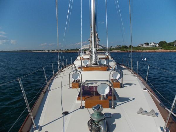 1985 HINCKLEY Sou'Wester 59 Classic Yacht 2621840