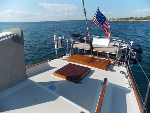 1985 HINCKLEY Sou'Wester 59 Classic Yacht 2621843
