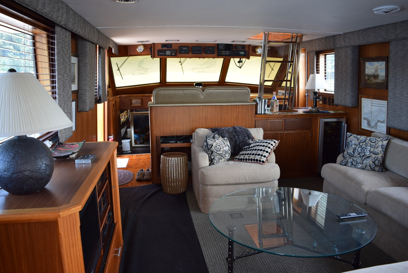 3 - 54 HATTERAS For Sale