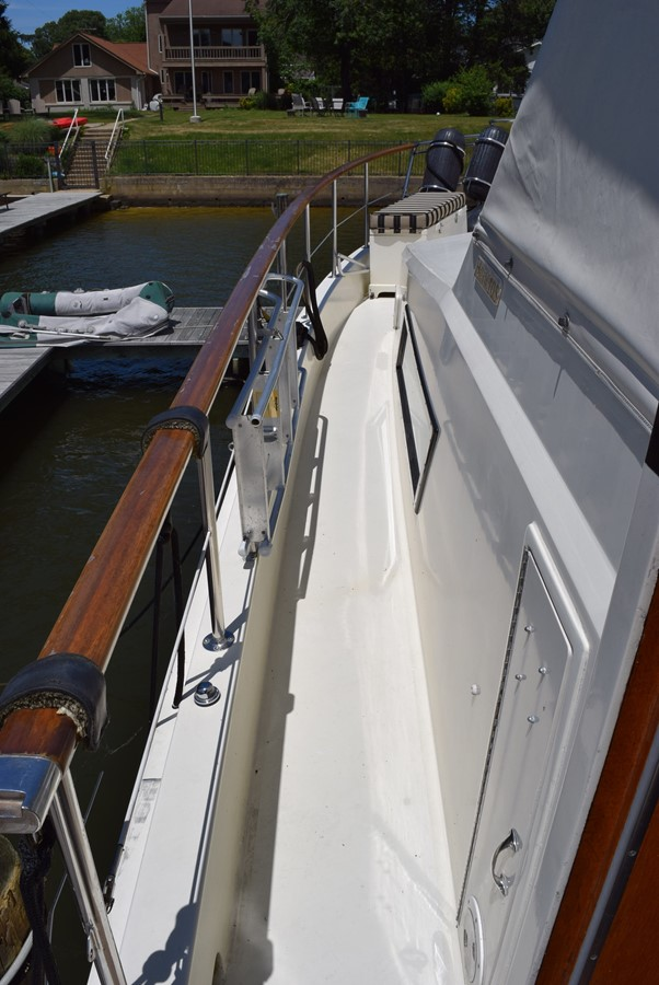 8 - 54 HATTERAS For Sale