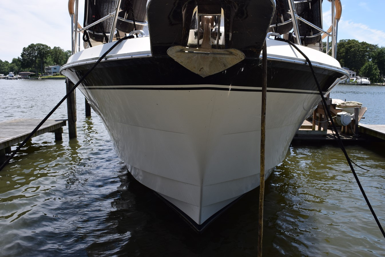 12 - 54 HATTERAS For Sale
