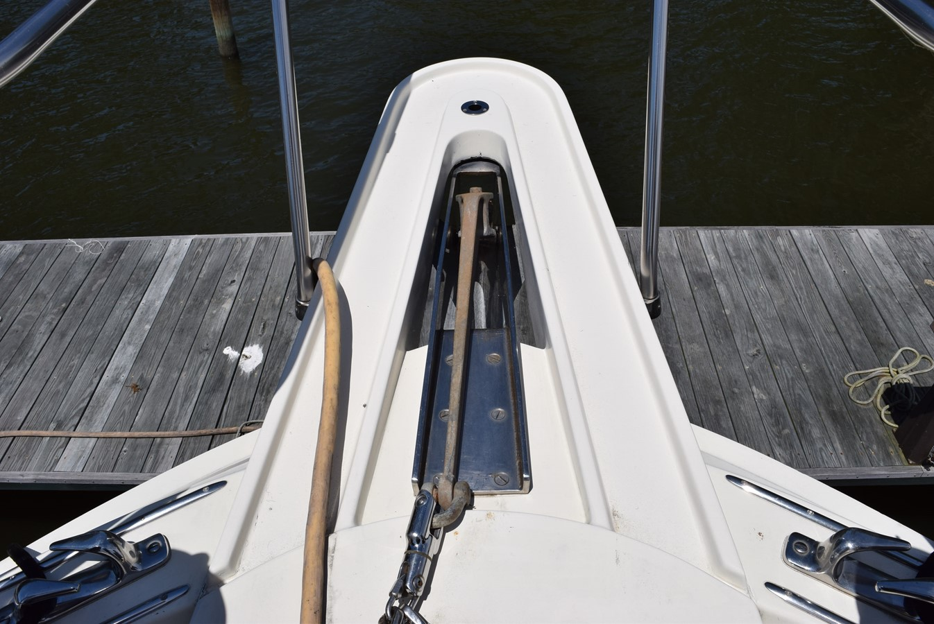 11 - 54 HATTERAS For Sale