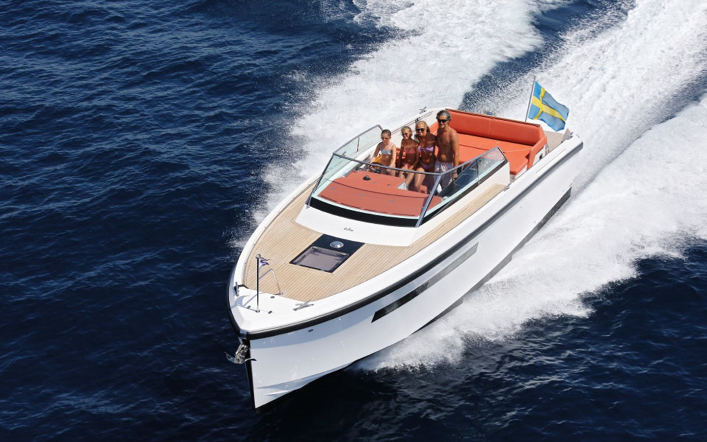 Delta 33 Open yacht for sale