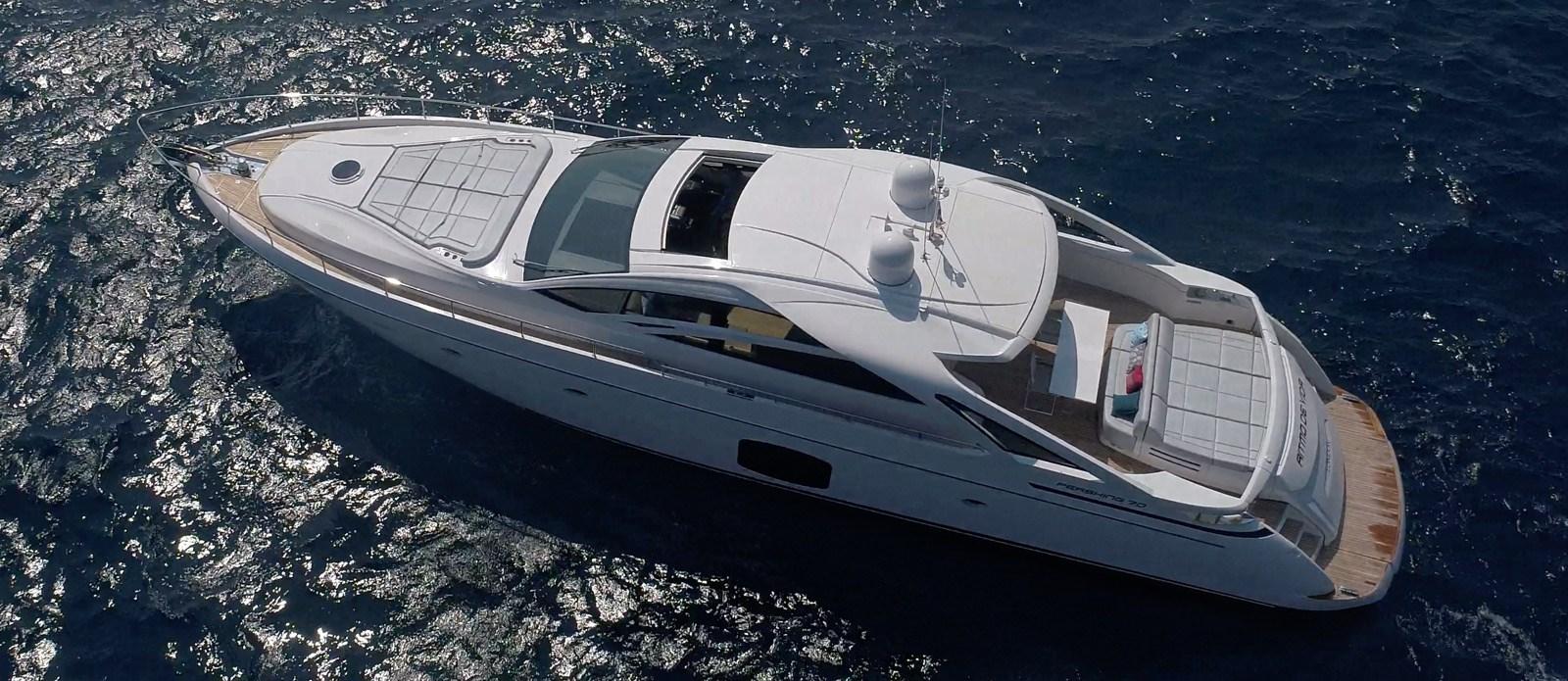 Overhead 2015 PERSHING 70 Motor Yacht 2673762