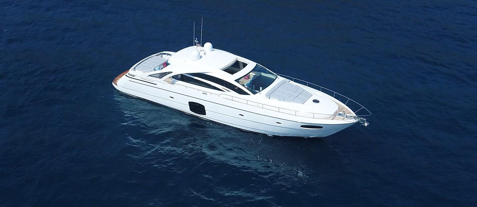 Slight-Overhead 2015 PERSHING 70 Motor Yacht 2673765