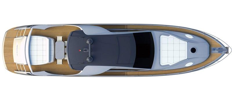 Overhead 2015 PERSHING 70 Motor Yacht 2673779