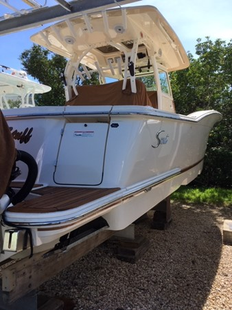 2016 SCOUT BOATS 350 LXF Center Console 2625063