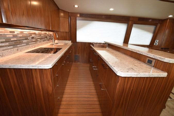 Galley (3) 2019 VIKING 68 Convertible Sport Fisherman 2625311
