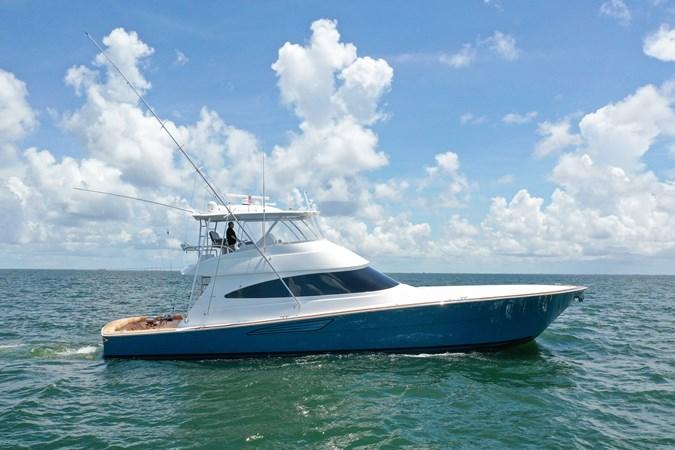 profile 1 2019 VIKING 68 Convertible Sport Fisherman 2625326