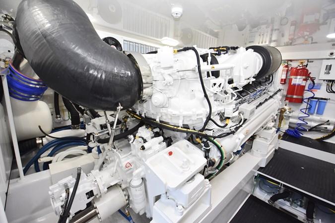 Engine Room (4) 2019 VIKING 68 Convertible Sport Fisherman 2625479