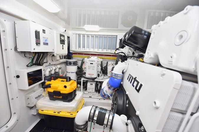 Engine Room (9) 2019 VIKING 68 Convertible Sport Fisherman 2625484