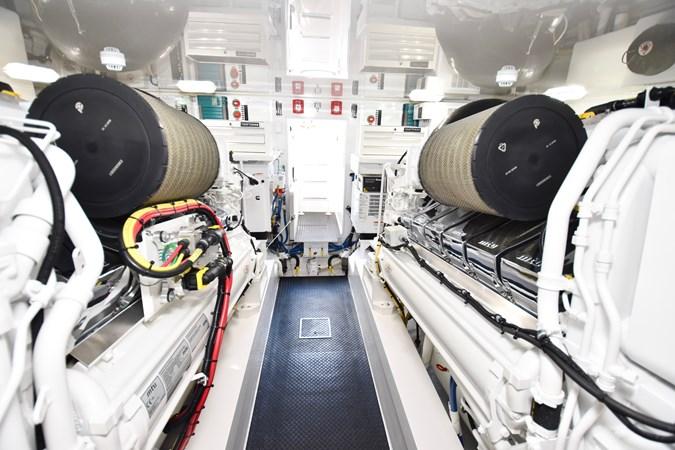 Engine Room (10) 2019 VIKING 68 Convertible Sport Fisherman 2625485