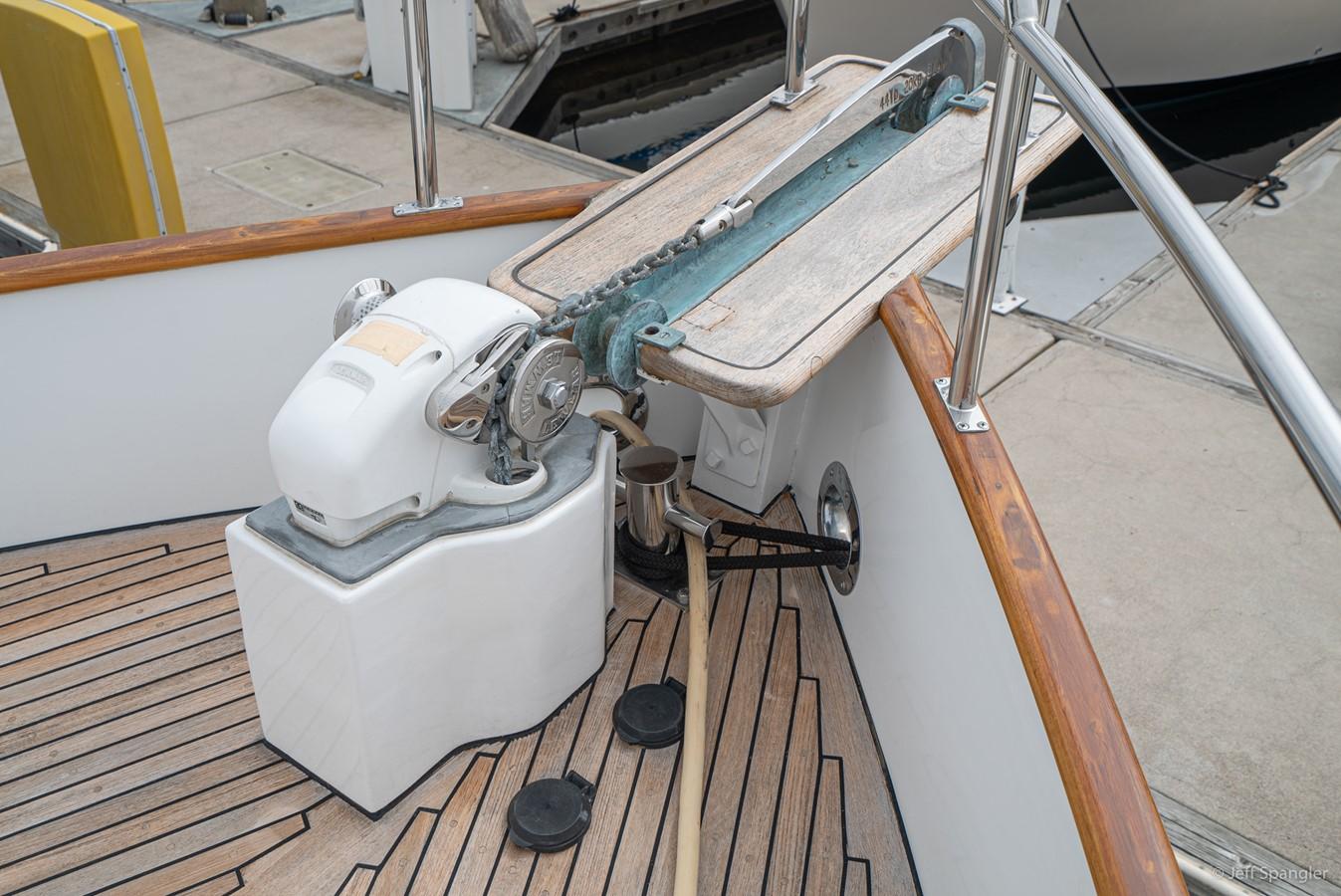 Windlass 1973 GRAND BANKS Grand Banks Europa Trawler 2626014