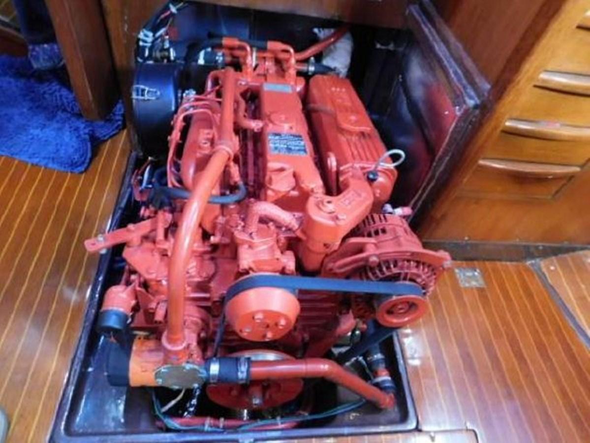 23 1977 NAUTOR'S SWAN 431 Cruising/Racing Sailboat 2626248