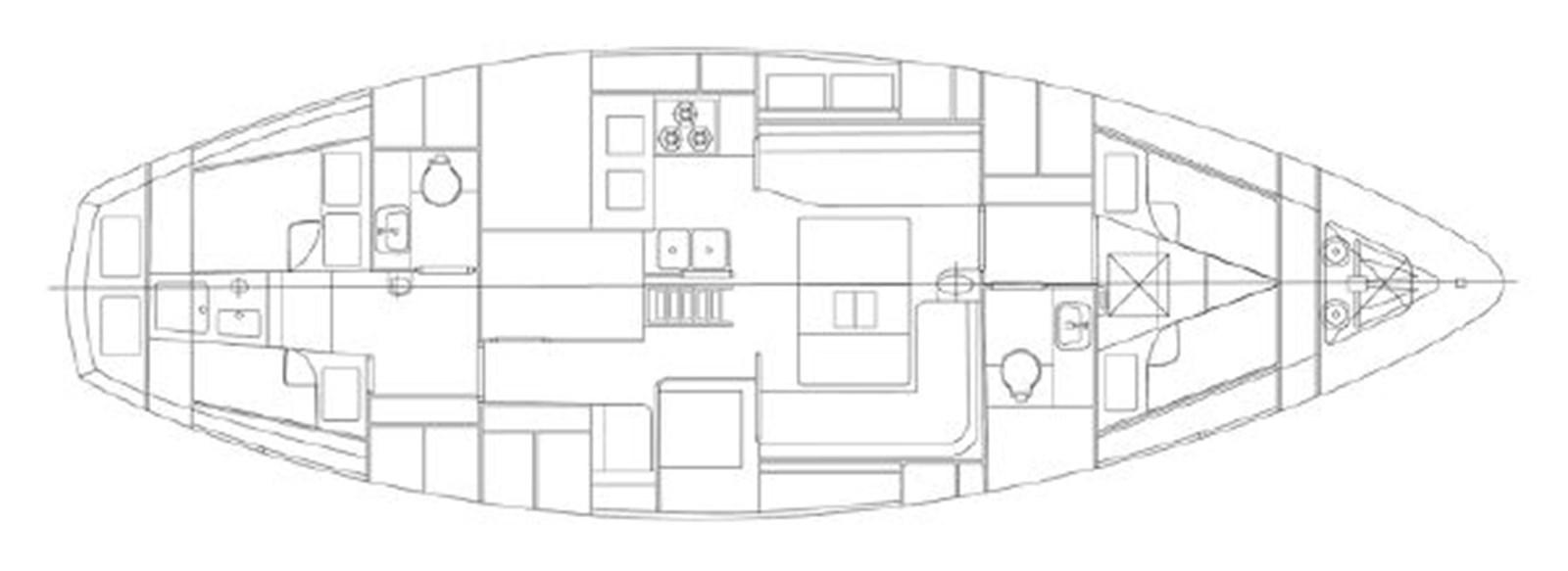 37 1977 NAUTOR'S SWAN 431 Cruising/Racing Sailboat 2626262