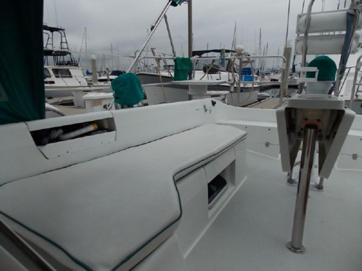 16 1996 CATALINA 42 MKII Cruising Sailboat 2626282