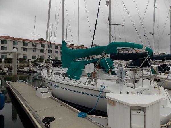 3 1996 CATALINA 42 MKII Cruising Sailboat 2626269