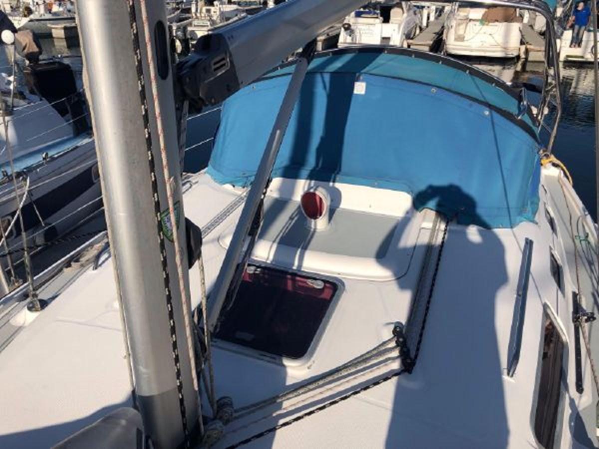 8 2006 HUNTER 36 Cruising Sailboat 2626371