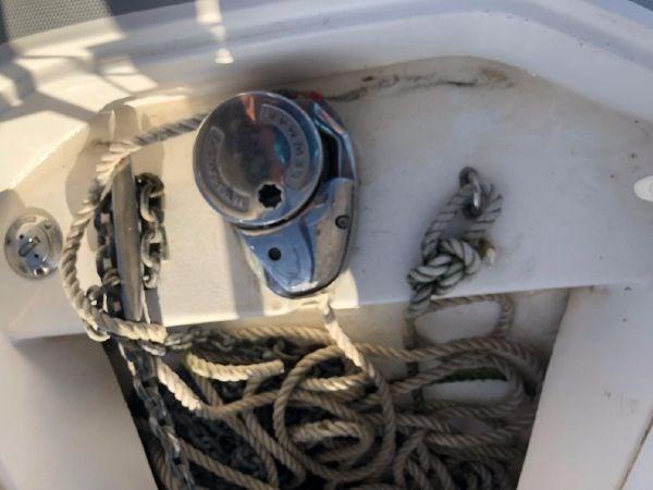 31 2006 HUNTER 36 Cruising Sailboat 2626394