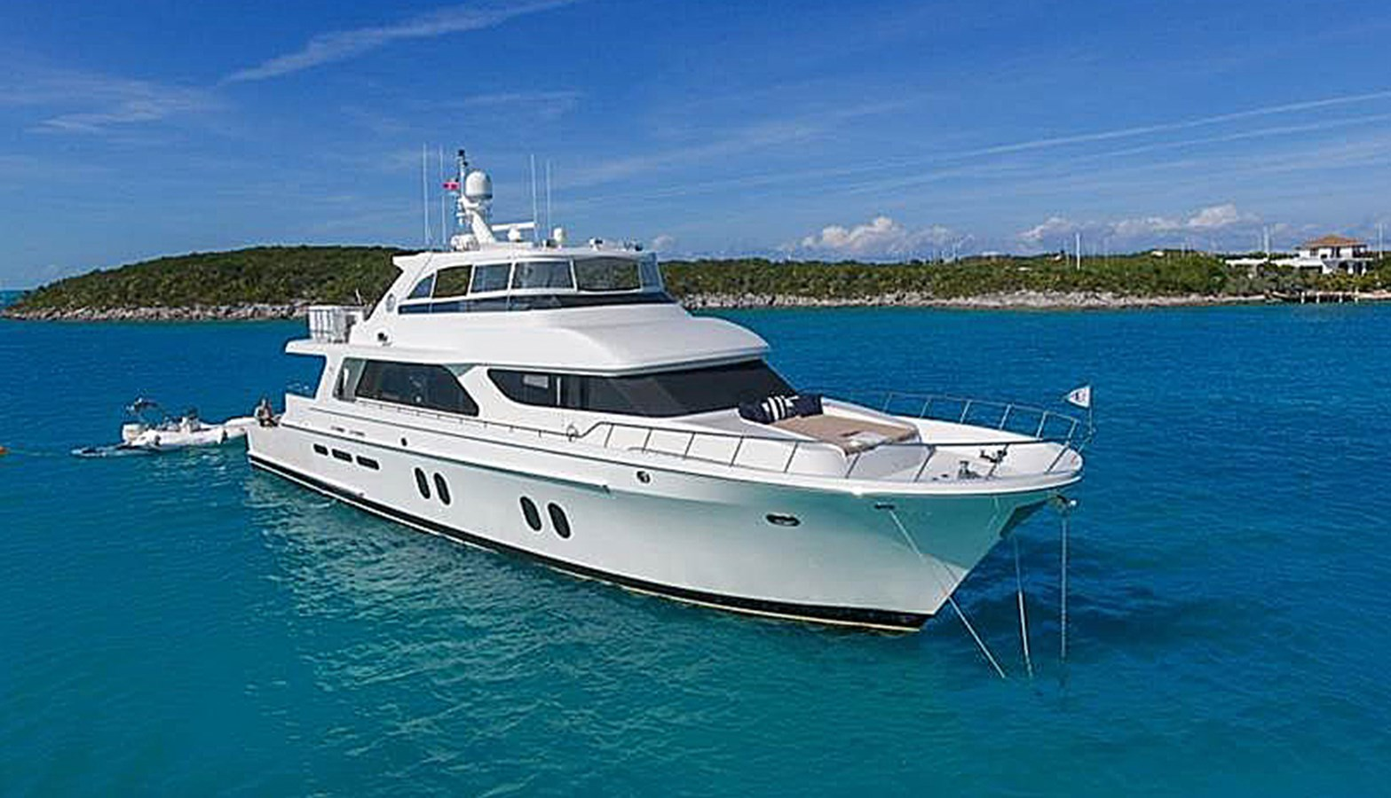 Jus Chill'n yacht for sale