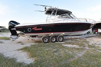 38' Fountain 38 Sportfish Cruiser  257239