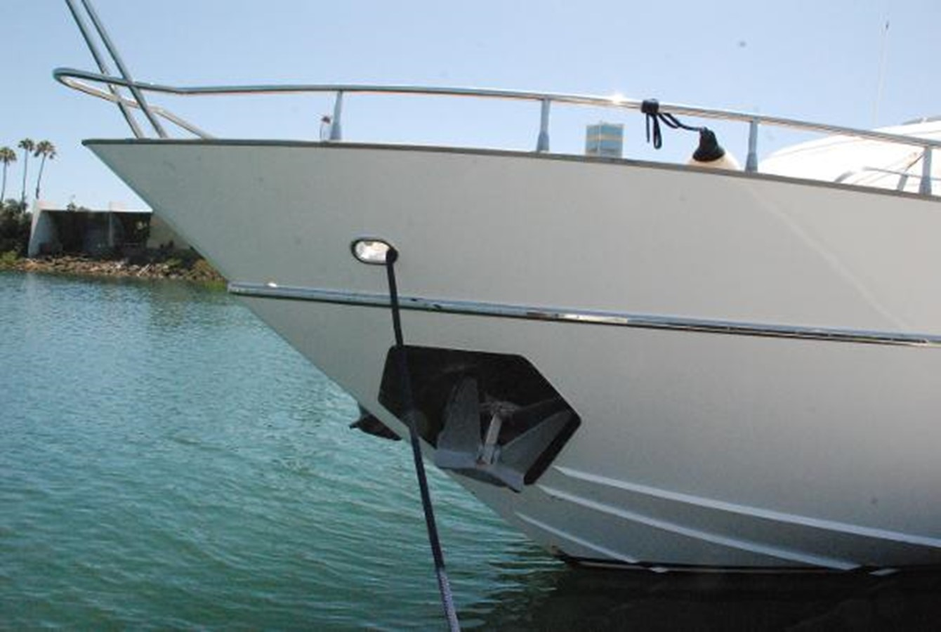 1993 CANADOS  Motor Yacht 2628274