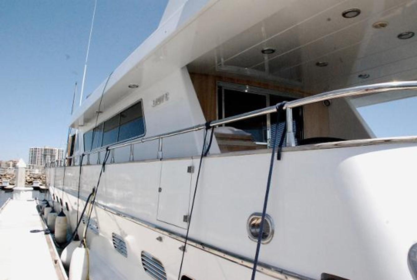 1993 CANADOS  Motor Yacht 2628275