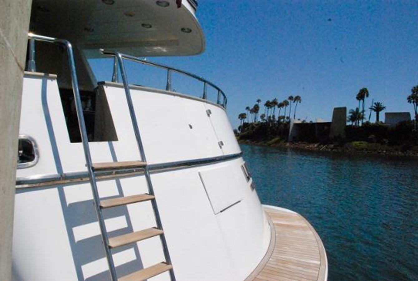 1993 CANADOS  Motor Yacht 2628276