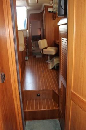 Port side at the dock 2005 CATALINA Catalina Morgan 440 DS  2647455