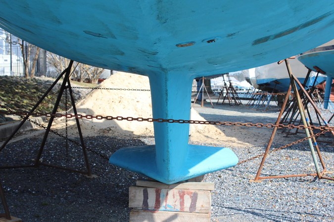 May 2019 Starboard side pic 1994 CATALINA MKI  2647855