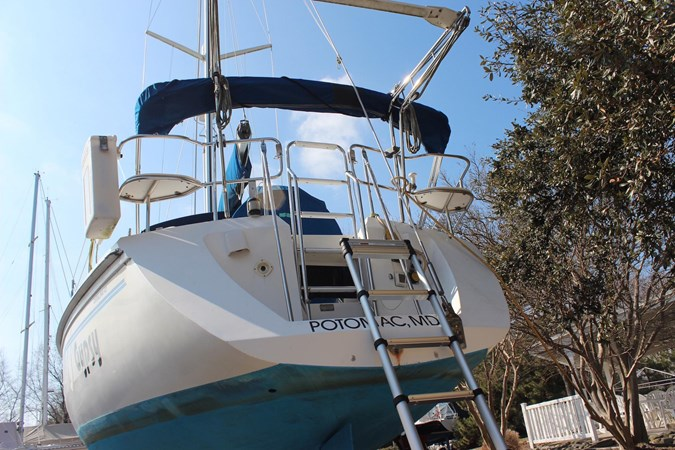 May 2019 Starboard side pic 1994 CATALINA MKI  2647856